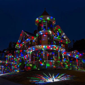 Fairy Light Projection - Festival & Celebration Light