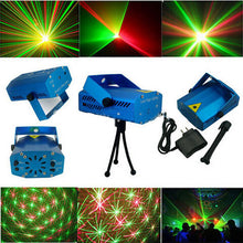 Load image into Gallery viewer, Mini Light Projector For Diwali & Christmas Festival Celebration