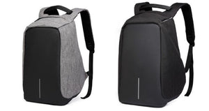 Anti-Theft Backpack With USB Charging Port