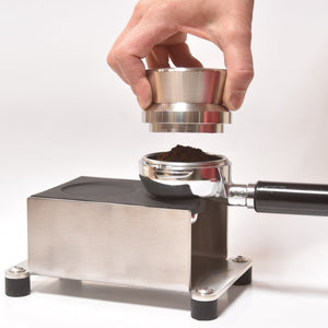 Level Tamper 100% Edelstahl - ROFFEE COFFEE