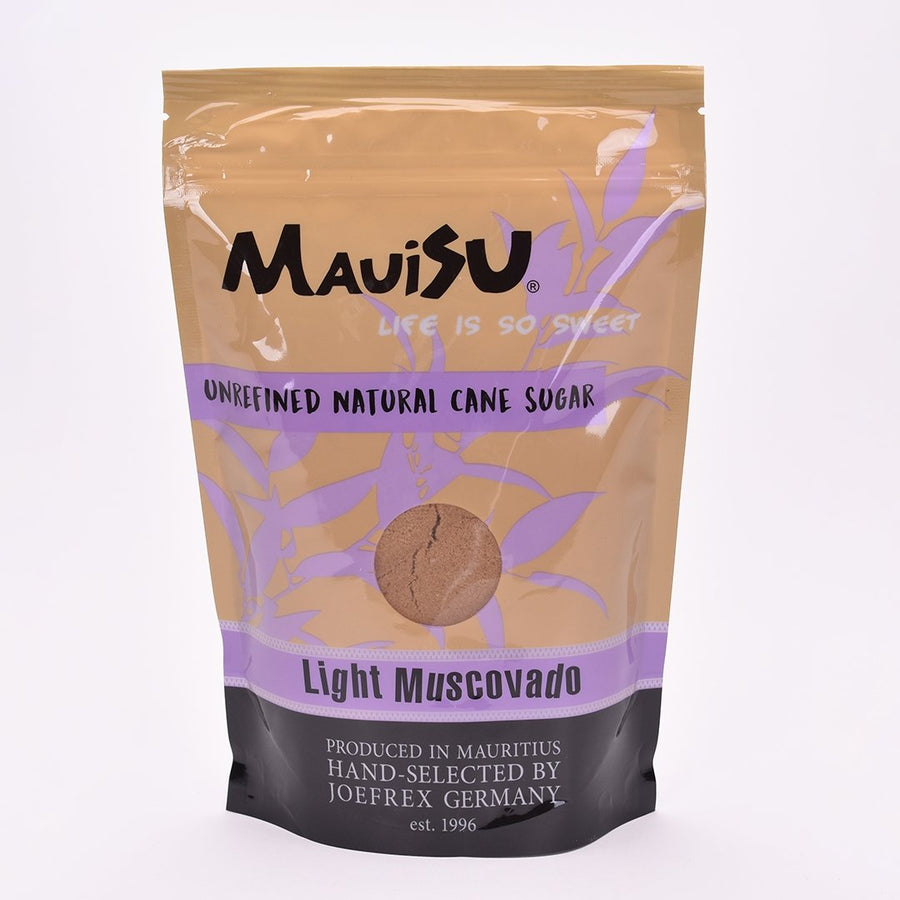 MauiSU Light Muscovado 500g - ROFFEE COFFEE