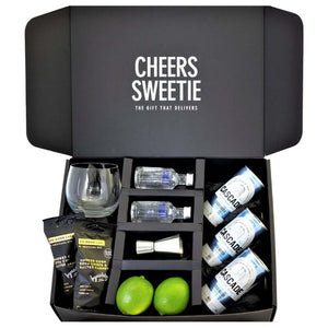 Vodka, Lime & Soda Gift Box