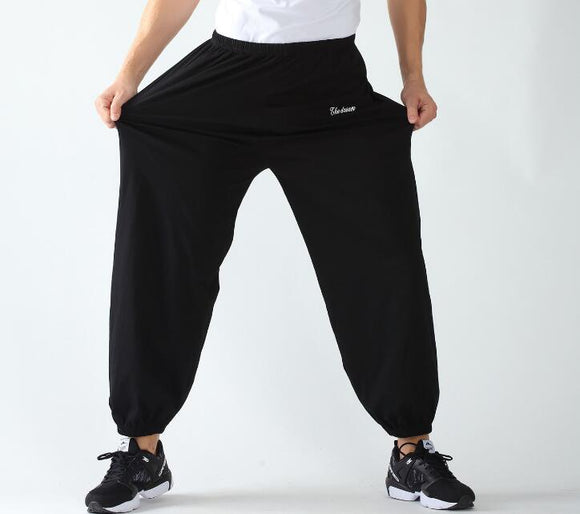 2019 Men Fashion Joggers Sweat Pants Tide Loose Home Trousers
