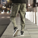 Cargo Pants Men Sport running 2019 Streetwear Joggers Pants