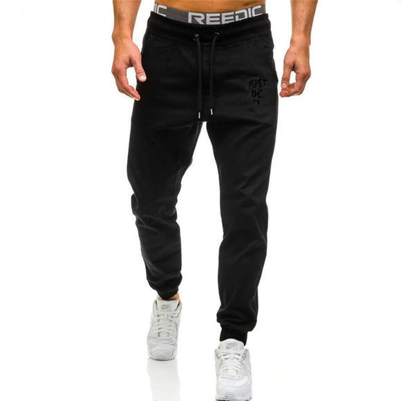 2019 New Men Joggers Brand Male Trousers Casual Pants Sweatpants