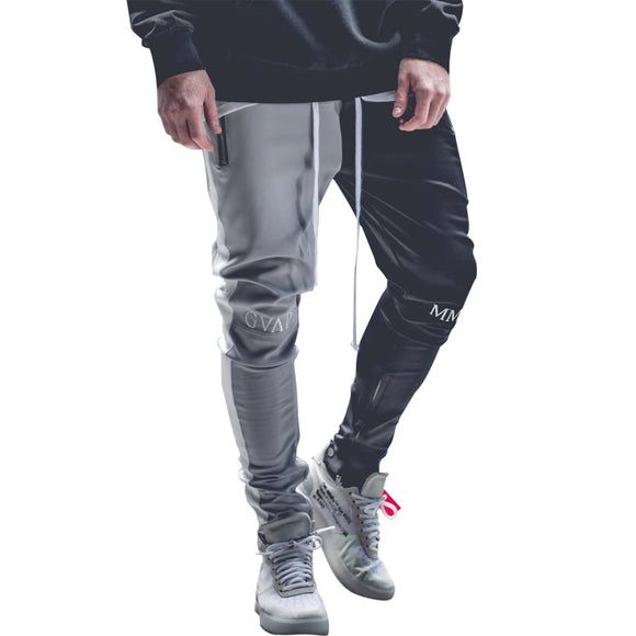Runners Clothing Sweatpants Pant Side Stripe Hip Pop Style Streetwear