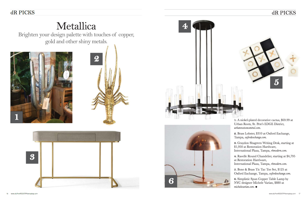FEATURED IN : Dupont Registry : Metallica