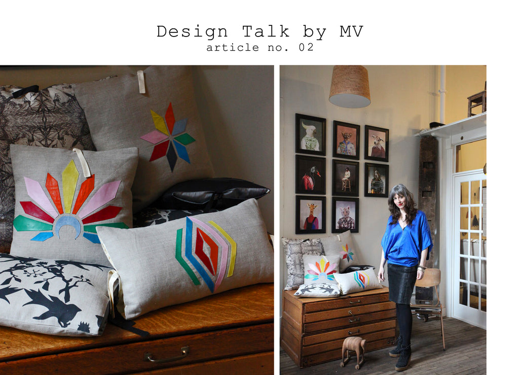 Design Talk by MV - article no. 02