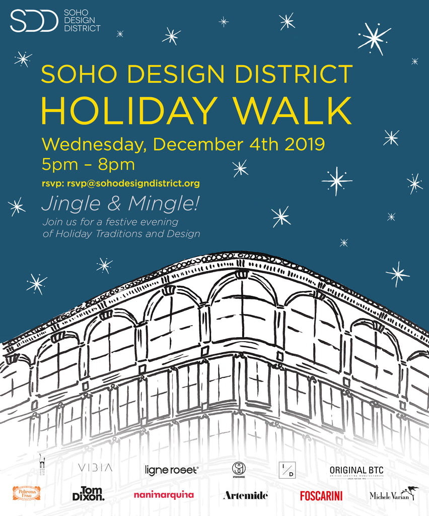 SoHo Design District Holiday Walk