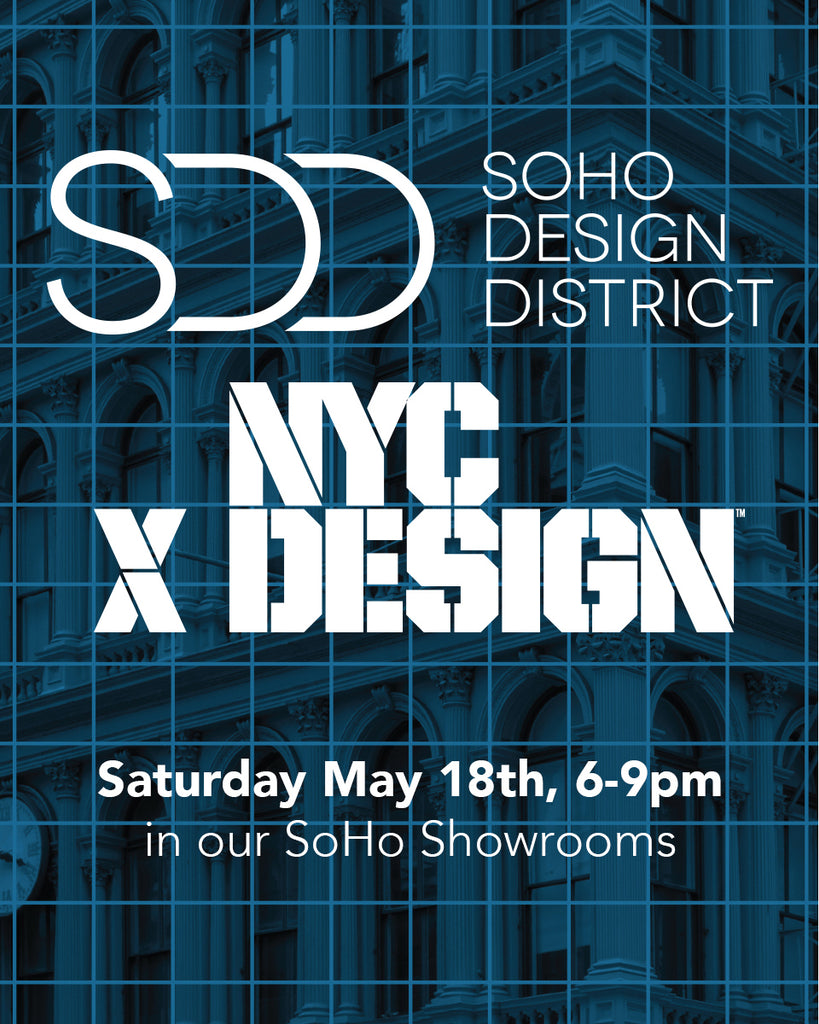NYCxDesign in SoHo Design District