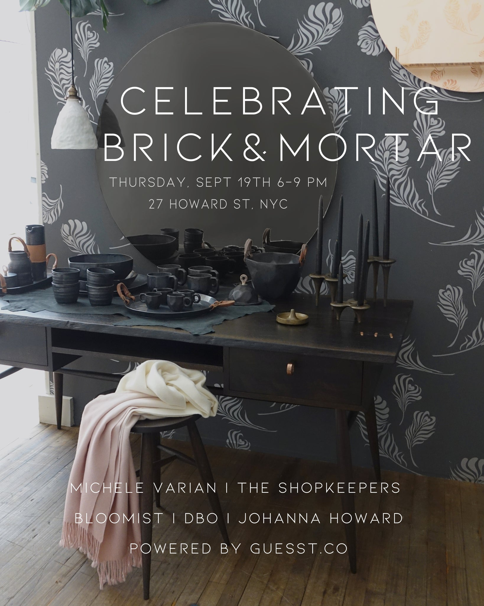 Celebrating Brick And Mortar Event