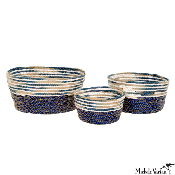 Cyprus Baskets Set of 3