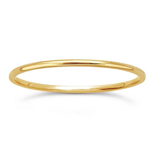 Slim Stacking Ring