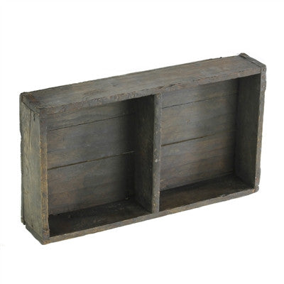 Vintage Market Wood Crate