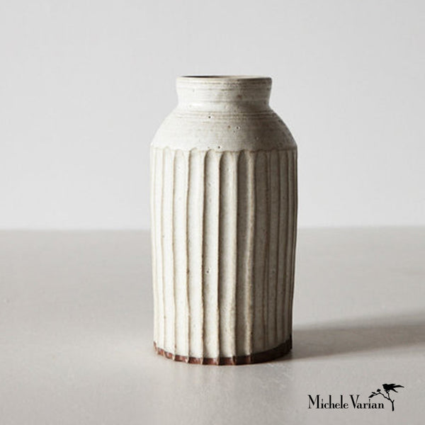 Sculpted Vase 01
