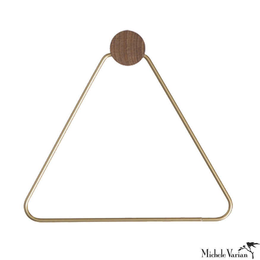 Triangle Paper Holder