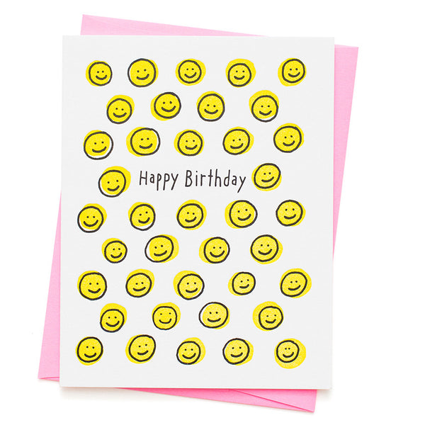 Stationery Happy Faces