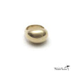 Curvaceous Brass Ring