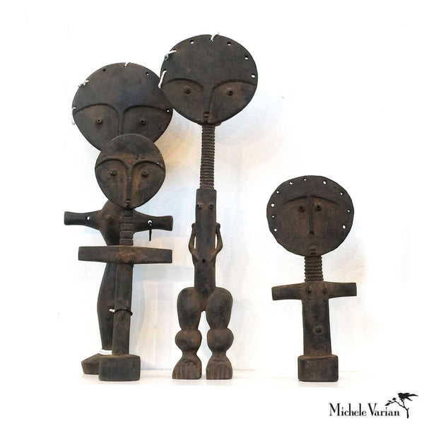 African Fertility Figures - Assorted