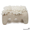 Ash Wood Udder Stool