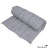 Navy Engineer Stripe Yarn-Dye Woven Bedroll