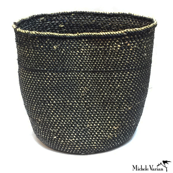 Superbe Traditional Baskets Black And Tan