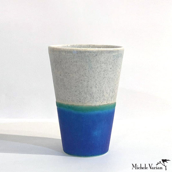 Multi Colored Tumbler Blue