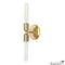 Two Way Sconce Light Brass