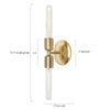 Two Way Sconce Light