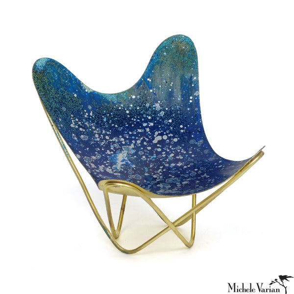 Mini Metal Butterfly Chair