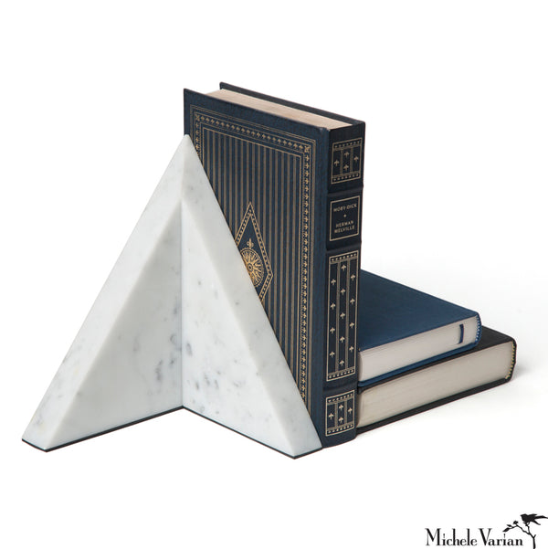 Marble Peak Structural Bookends
