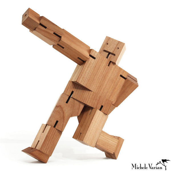 MIni Wooden Cubebot