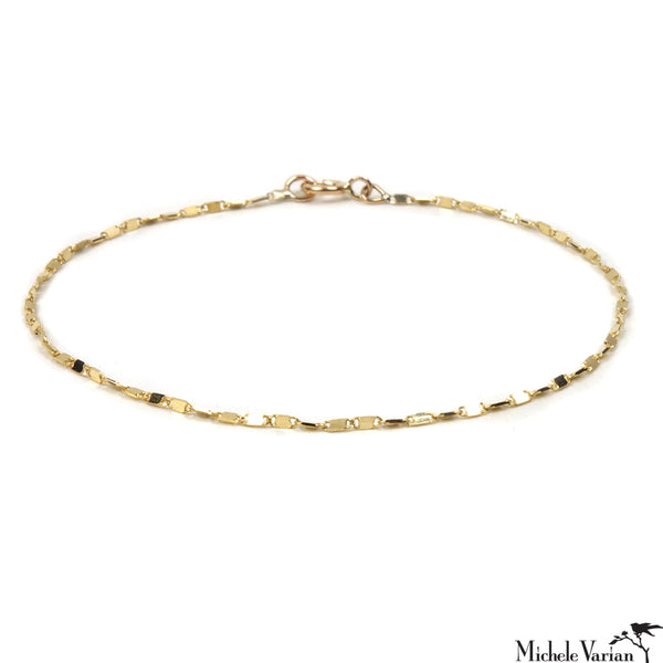Little Charmer Gold Bracelet