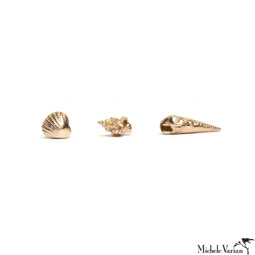 Coastline Stud Earrings