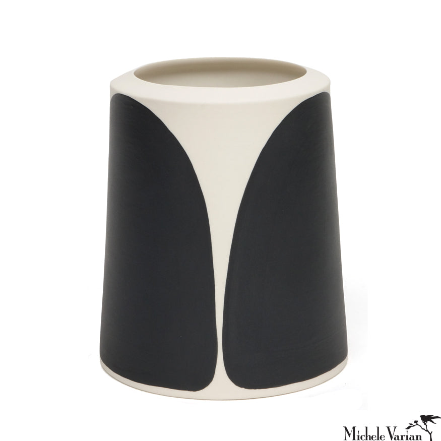 Color Block Vase Short