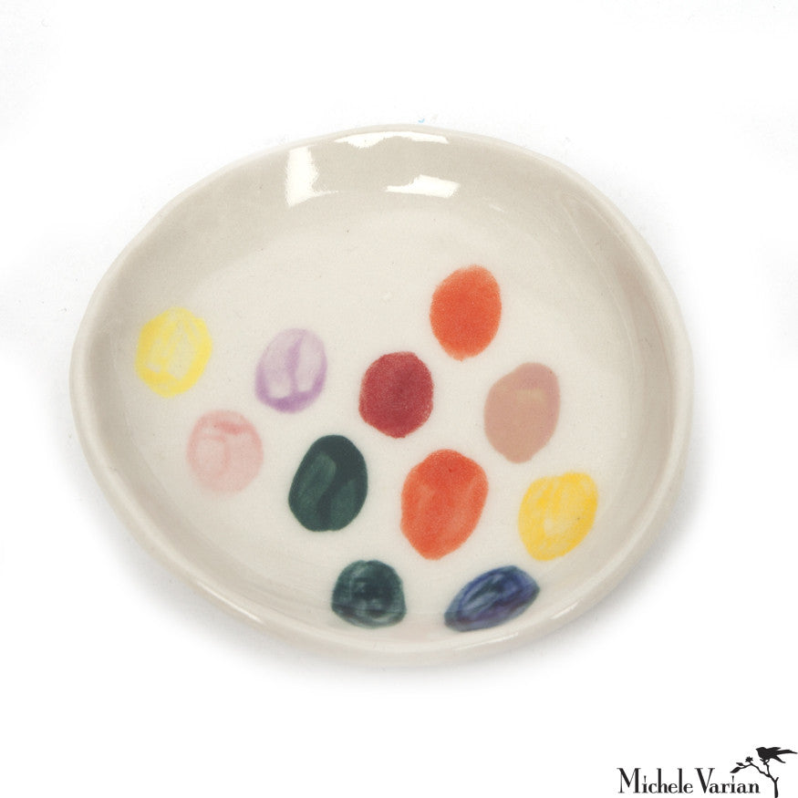 Mini Porcelain Dish
