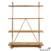 Copper A Frame Shelves