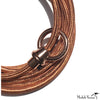 Copper Cord Kit With Metallic Woven Cord