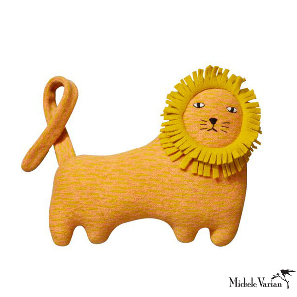 Richie the Lion Stuffed Doll