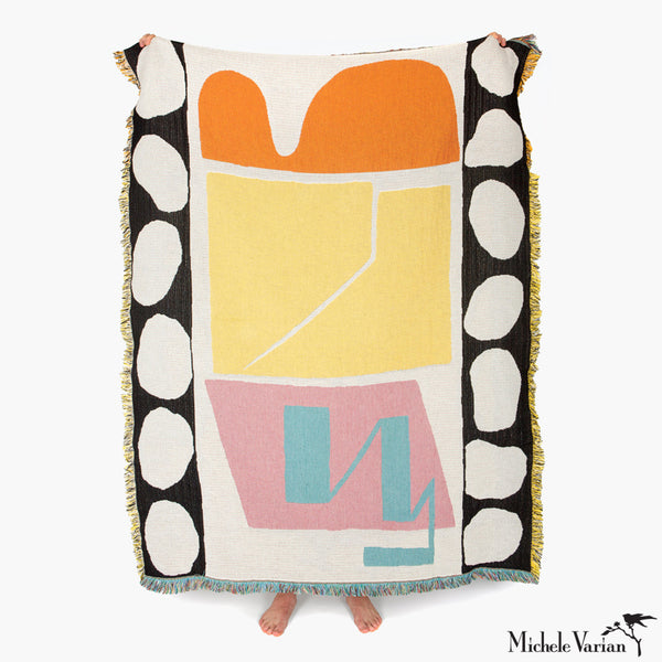 Flintstones Patterned Blanket