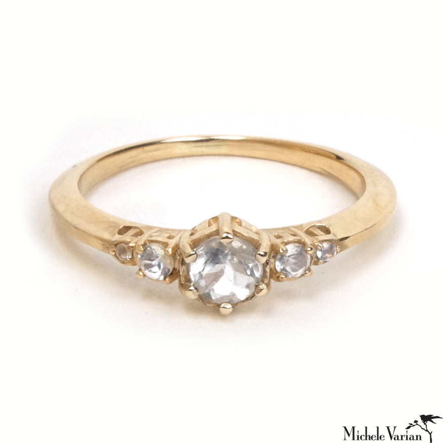 Diamond Commune Ring
