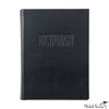 Black Leather Bound Dictionary