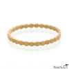 Dainty Gold Dot Band