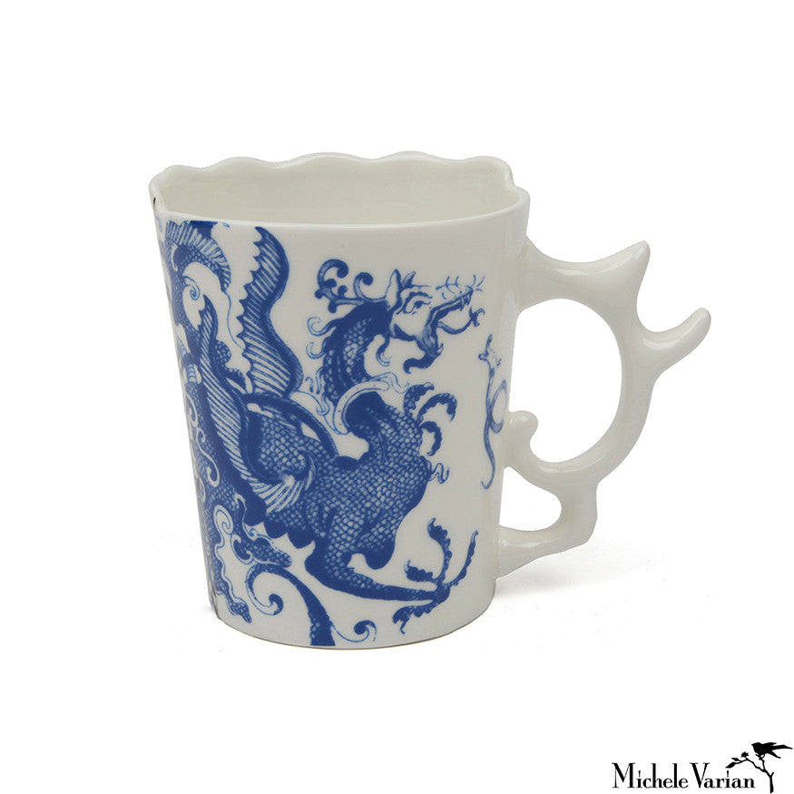 Juxtaposed Procopia Porcelain Mug