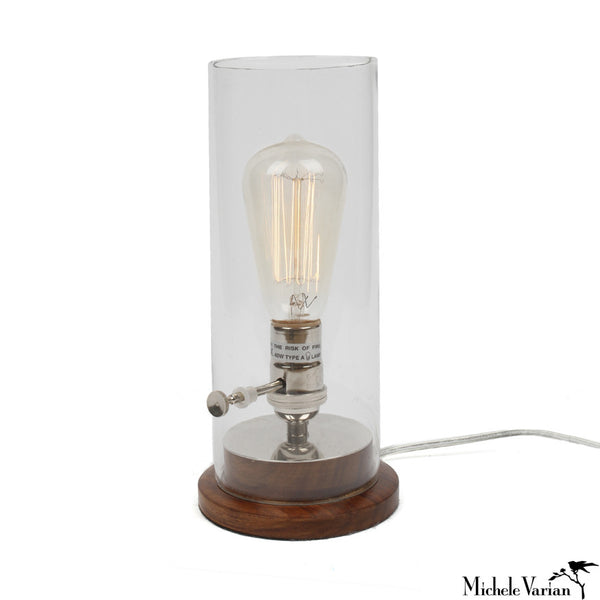 Edison light michele varian shop - Roost edison lamp ...