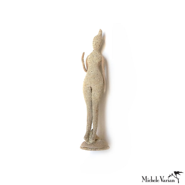 Elegant Totem Lady Sculpture 1