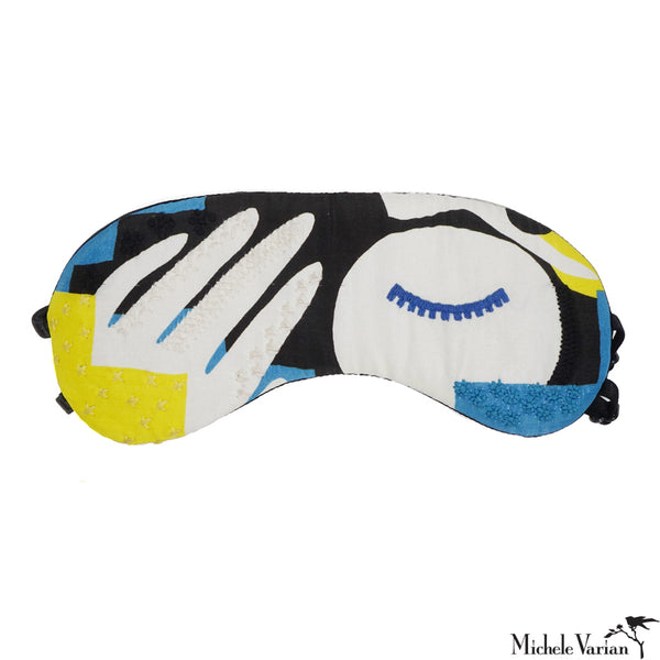 Tropical Moon Sleep Mask