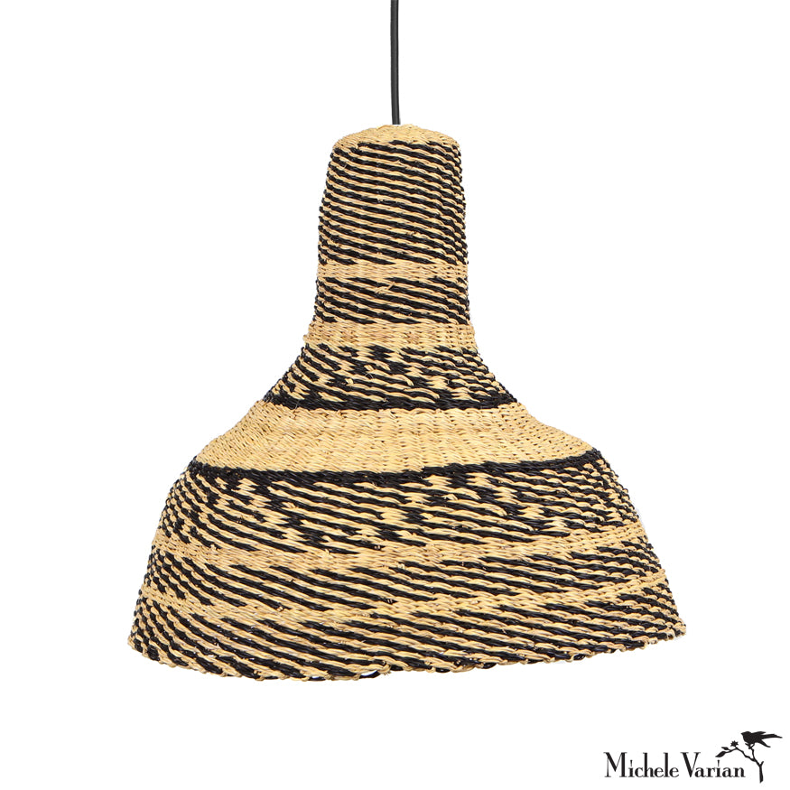 Funnel Grass Pendant Light