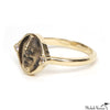 Ara Diamond and Gold Ring