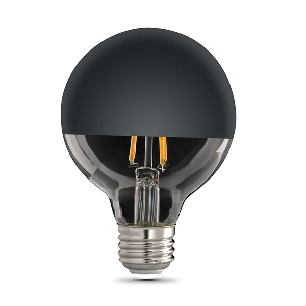 G25 Black Dipped LED Bulb